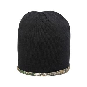 Outdoor Cap� Camo Knit Beanie (Embroidery)